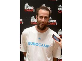 Luigi Datome adidas eurocamp2014 01