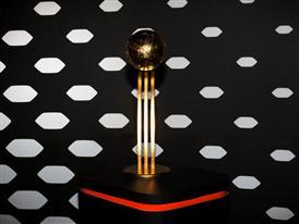 adidas AION Golden Ball Image