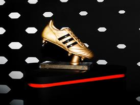 adidas AION Golden Boot Image