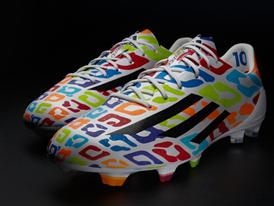 Messi Birthday boots 6