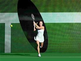 Țesăturile inovatoare și echipamentele contrastante aduc un impact major la Wimbledon