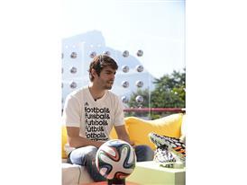 Kaka adidas Dugout 1