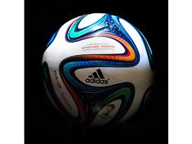 The Final is one game away and Brazuca is ready