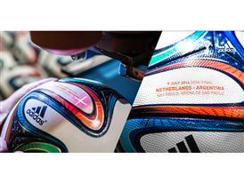 Brazuca Netherlands - Argentina 5