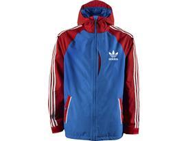 3 Stripe Jacket Front