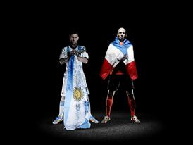 Messi i Robben