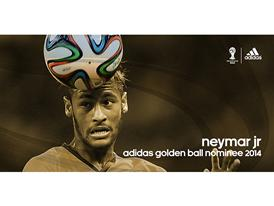 Brazuca Golden Awards Nominee Neymar
