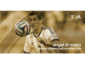 Brazuca Golden Awards Nominee DiMaria