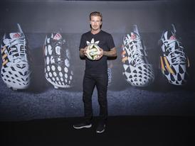 David Beckham prevede victoria Argentinei la Cupa Mondială FIFA 2014 din Brazilia, în ultima emisiune adidas