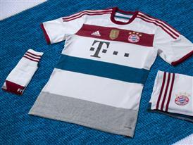 Bayern Away 1