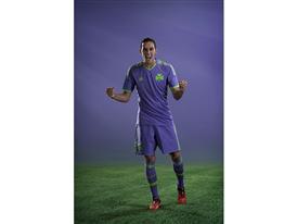 adidas PAO FC 2014-15 Away Zeca 1