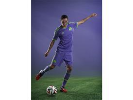 adidas PAO FC 2014-15 Away Zeca 2