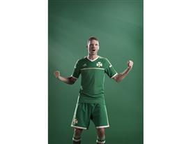 adidas PAO FC 2014-15 Home Berg 1