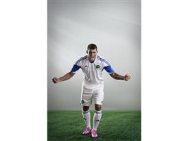 adidas PAO FC 2014-15 Third Karelis 1