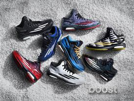 adidas Crazylight Boost Family, 2