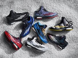 adidas Crazylight Boost Family, 1