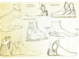 adidas D Rose 5 Boost Sketch, 4