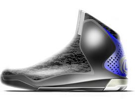 adidas D Rose 5 Boost Sketch, 3