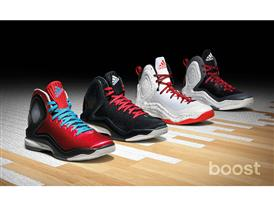 adidas D Rose 5 Boost Group, 6