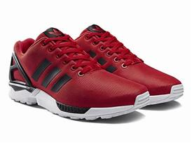 ZX Flux adidas Originals Base Poppy 08