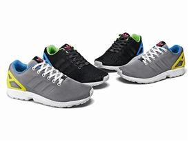 ZX Flux adidas Originals Reflective Snake 02