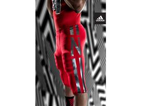 adidas NCAA Nebraska Pants