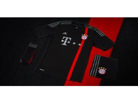 adidas präsentiert neues FC Bayern Champions League Trikot 1