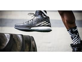 adidas RG3 Trainer No Pressure No Diamonds Black On Foot