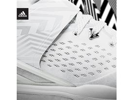 adidas RG3 Trainer No Pressure No Diamonds White 2