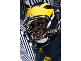 adidas Michigan Go Blue Mouthguard