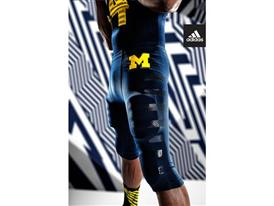 adidas Michigan Go Blue Pant Full