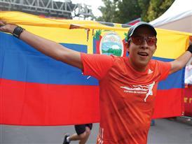 Carrera de Naciones hace quinta parada en los adidas 21k de México, D.F. 24