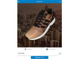 #miZXFLUX In-App Screenshots 1