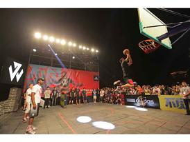 adidas John Wall Take on Summer Tour in Beijing 1