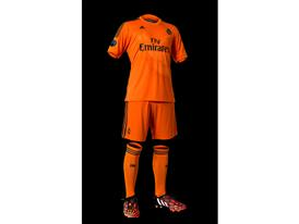 GoalKeeper UCL Complete Kit