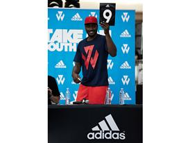 adidas John Wall Take on Summer Tour in Seoul, South Korea, 5