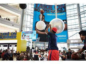 adidas John Wall Take on Summer Tour in Seoul, South Korea, 4