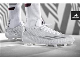 adidas Texas A&M #IcedOut adizero 5-Star Cleat