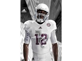 adidas Texas A&M #IcedOut Jersey