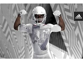 adidas Texas A&M #IcedOut Baselayer
