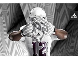 adidas Texas A&M #IcedOut Gloves