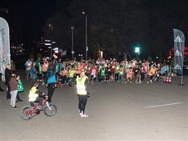 Burgas night run