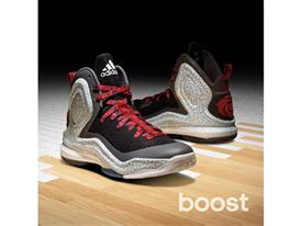 adidas D Rose 5 Boost Alternate Away, C76492, 2, Sq