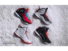 adidas D Rose 5 Boost Group, 2, H