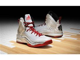adidas D Rose 5 Boost Home, C76797, 1, H