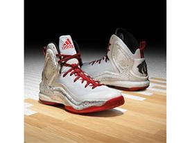 adidas D Rose 5 Boost Home, C76797, 1, Sq