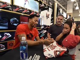 D Rose and adidas Launch D Rose 5 Boost in Chicago 7