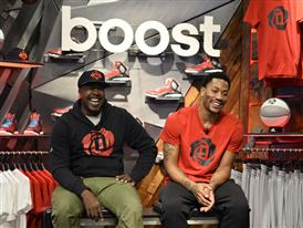 D Rose and adidas Launch D Rose 5 Boost in Chicago 9
