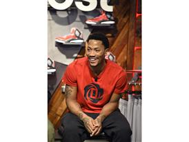 D Rose and adidas Launch D Rose 5 Boost in Chicago 10