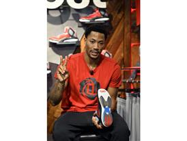D Rose and adidas Launch D Rose 5 Boost in Chicago 12